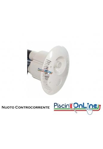 NUOTO CONTROCORRENTE IPOOL SWIMM PER RIVESTIMENTO C.A./PVC LINER