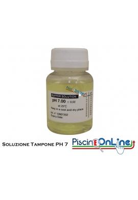 SOLUZIONE TAMPONE PER LA CALIBRAZIONE PH7 - FLACONE DA 90 CC