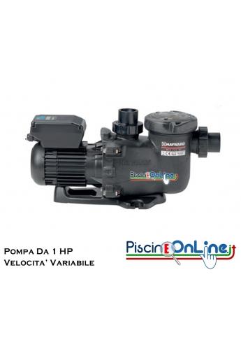 Hayward Max Flo Pump XL VSTD - Pompa a Velocità Variabile da 1 HP