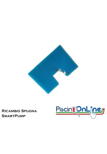 SMARTPUMP -Ricambio Spugna