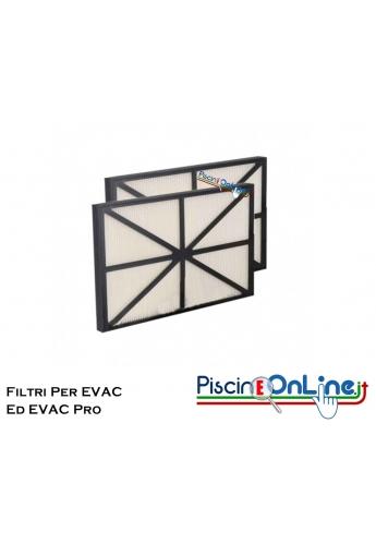 Coppia filtri hayward - Robot EVAC e EVAC PRO
