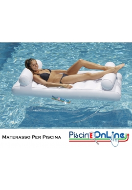 Materasso per piscina Doppio confort