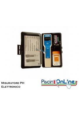 MISURATORE ELETTRONICO PH - TESTER CONTROLLO PH PER PISCINA