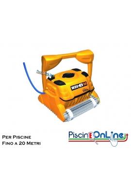 DOLPHIN WAVE 50 RACCOMANDATO PER PISCINE FINO A 15-20 MT