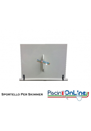 Sportello Battente Per Skimmer - Ricambio