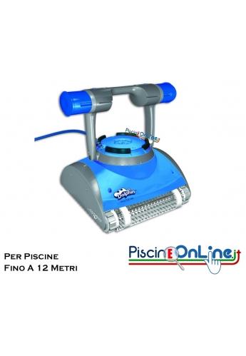 DOLPHIN MASTER M4 Per piscine fino a 12m di lunghezza - FONDO E PARETI - spazzole COMBINATE per pvc