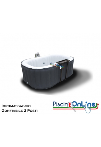 Romantic spa vasca idromassaggio gonfiabile da interno for Piscine gonfiabili on line