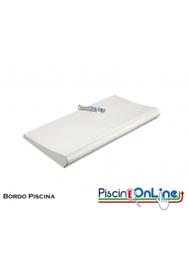KIT BORDO PER PISCINE RETTANGOLARI 12 X 5 MT