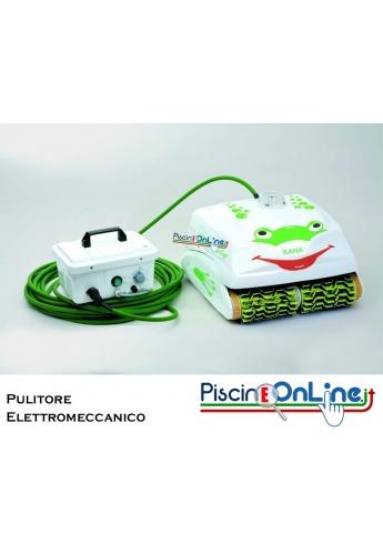 Pulitore Elettromeccanico per Piscine fino a 8x16 - FONDO E PARETI