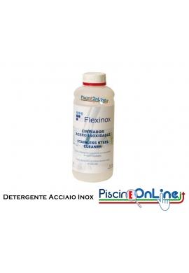 DETERGENTE PER ACCIAIO INOX - OFFERTE ACCESSORI PISCINA ONLINE