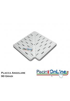 PLACCA ANGOLO 90 GRADI SPESSORE 22mm - DISPONIBILE IN TRE MISURE - 20-25-30 CM