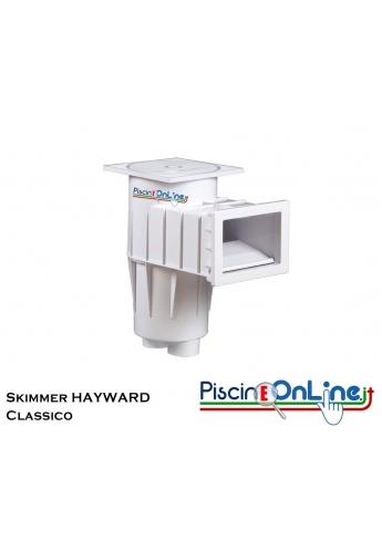 Skimmer Hayward corpo base per liner linea premium con viti autofilettanti