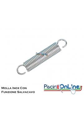 MOLLA INOX CON FUNZIONE SALVACAVO