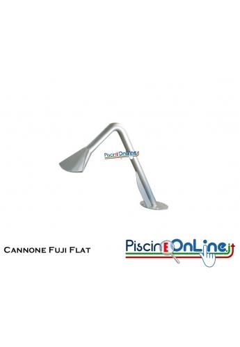 CANNONE FIJI IN ACCIAIO INOX AISI 316 LUCIDO O SATINATO DISPONIBILE IN DUE MODELLI - JET/FLAT