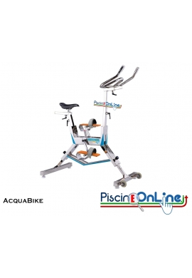 ACQUABIKE FAMILY BIKE V4 - PROFESSIONALE
