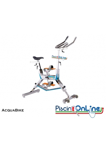 "Acquabike Family Bike V4"" per professionisti"""