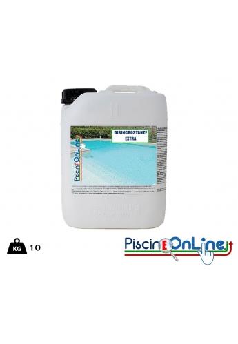 DISINCROSTANTE EXTRA 10 lt - offerte prodotti chimici per pulizia piscina online