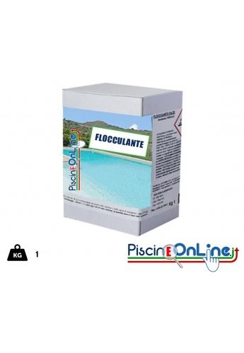 Flocculante In Pastiglie Per Il Mantenimento Costante Dell'acqua Della Piscina - 1kg