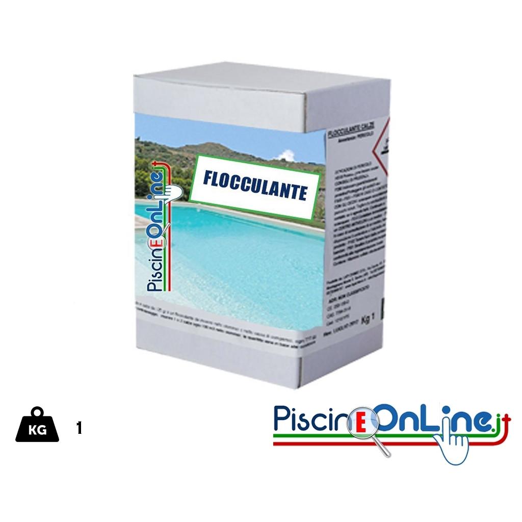 Flocculante maxifloc 1 kg - Pastiglie piscina ...