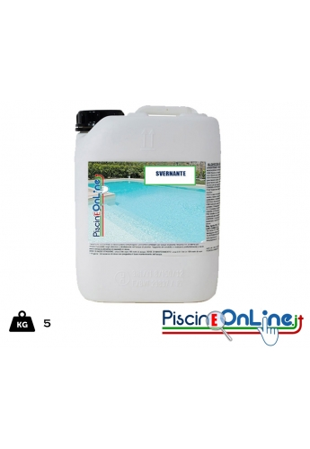 Prodotto Svernante per piscina 5 LT- offerte prodotti chimici per pulizia piscina online