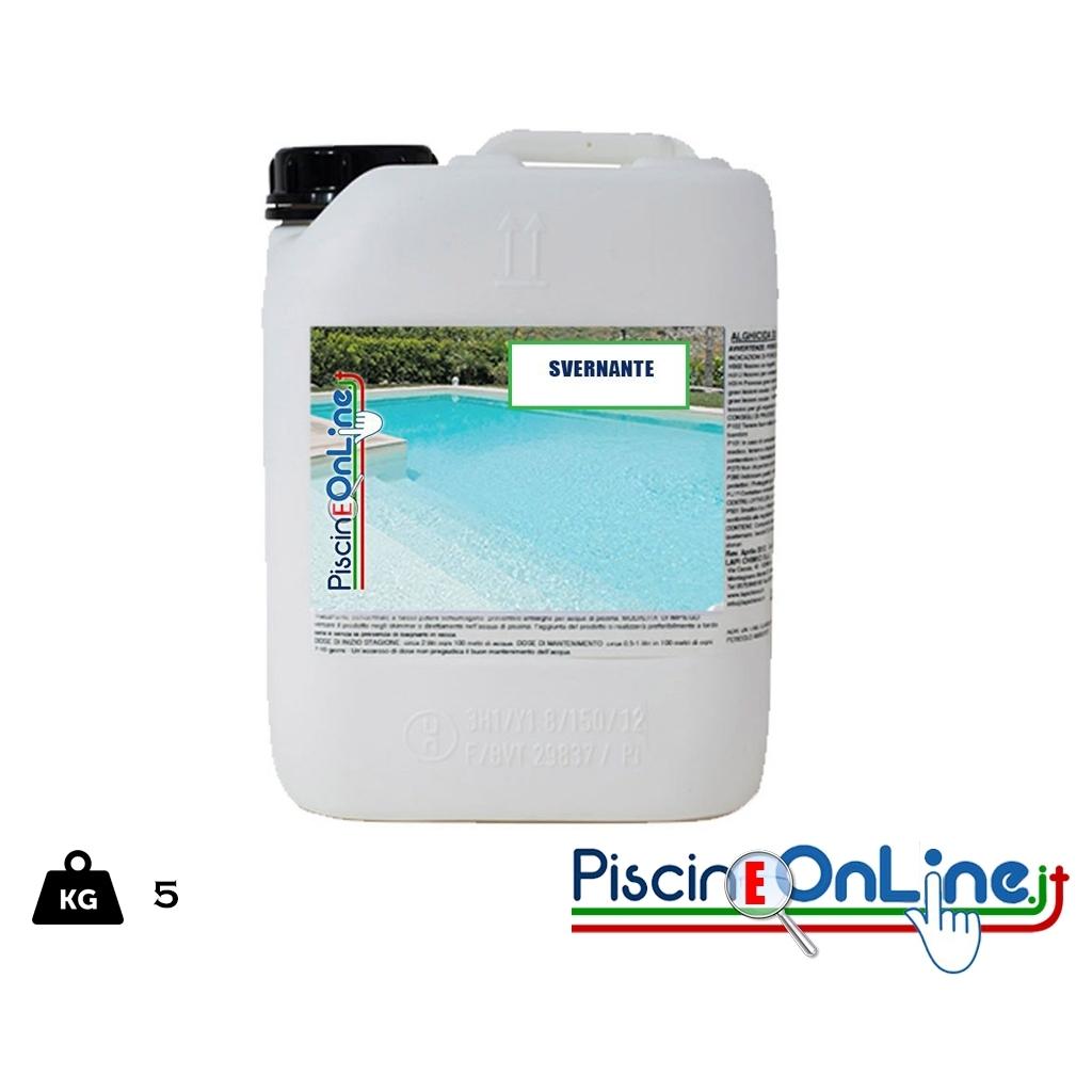 prodotto svernante per piscina offerte prodotti chimici