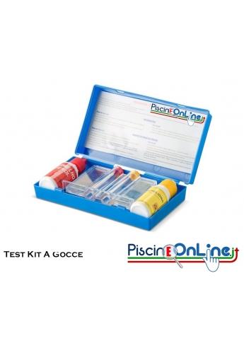 TEST KIT LIQUIDO ANALISI CLORO/PH- offerte prodotti chimici per pulizia piscina online