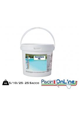 PH MENO RIDUTTORE GRANULARE SACCO DA 25 KG - offerte prodotti chimici per pulizia piscina online