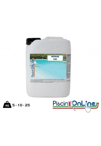 ANTIALGHE NON SCHIUMOGENO DA 5-10-25 lt - offerte prodotti chimici per pulizia piscina online