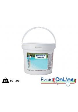 IPOCLORITO DI CALCIO GRANULARE 10 - 40 KG