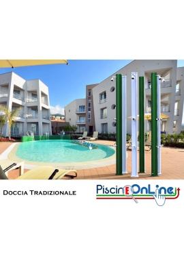 Doccia tradizionale JOLLY STRAIGHT CON 9 COLORAZIONI - 25 LT