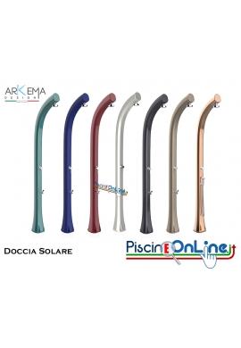 DOCCIA SOLARE - JOLLY PLUS - IN POLIETILENE - CON SERBATOIO 30LT