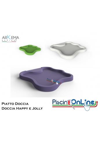 PIATTO DOCCIA PER MODELLI DI DOCCIA - HAPPY E JOLLY - CON VARIE COLORAZIONI