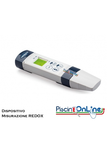 DISPOSITIVO SD PER LA MISURAZIONE DEL REDOX IN PISCINA