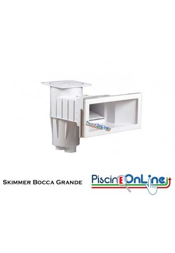 SKIMMER HAYWARD LINEA PREMIUM - BOCCA GRANDE - REALIZZATO IN UNICO PEZZO