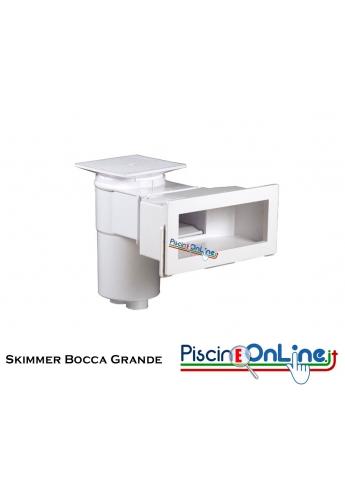 SKIMMER AUTO SKIM HAYWARD - BOCCA GRANDE - PER PISCINE IN CLS/PANNELLO MOSAICO E PVC ARMATO