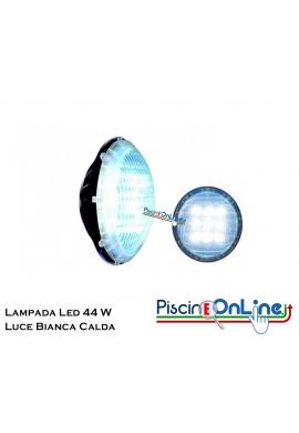 LAMPADA A LED BIANCA CON LUCE CALDA - SOSTITUISCE LA LUCE AD INCANDESCENZA SENZA CAMBIARE L'EFFETTO