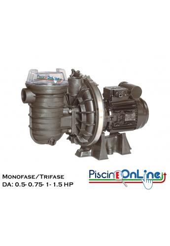 Pompa Sta-Rite 5P2R Duraglass da 0.5 a 1.5 HP (Monofase o Trifase)