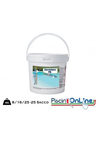 PH MENO RIDUTTORE GRANULARE 100 kg - offerte prodotti chimici per pulizia piscina online