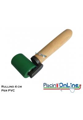 RULLINO DA 4 CM PER POSA PVC ARMATO