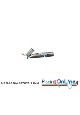 UGELLO SALDATURA RAPIDA 30B8 - 11 MM PER SALDATORE PVC
