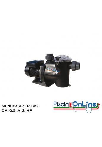 ELETTRO POMPA PER FILTRAZIONE PISCINA DA - 05 - 0.75 - 1 - 1.5 - 2 - 3 HP
