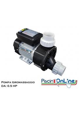 POMPA PER VASCHE IDROMASSAGGIO E SPA - 05 HP DI POTENZA