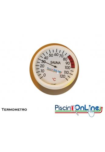 TERMOMETRO PER SAUNE E SPA