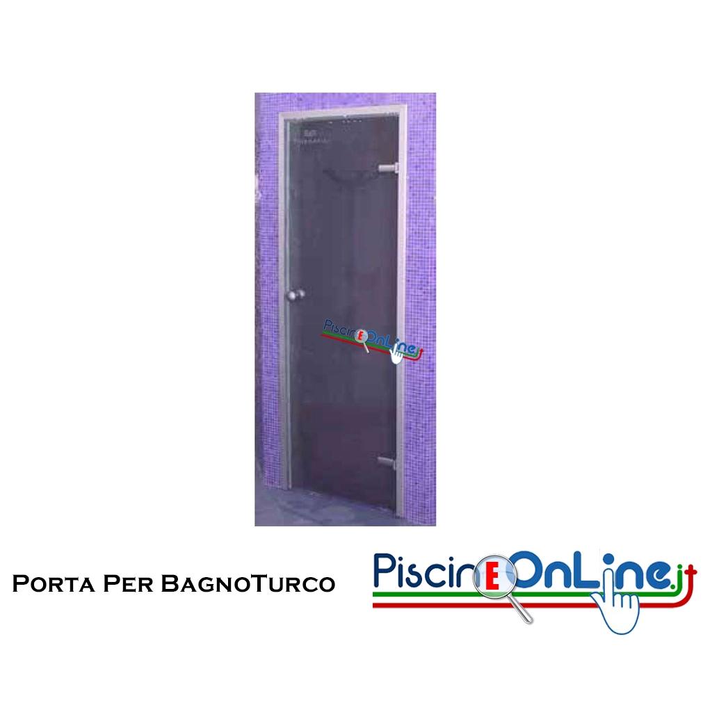 Porta Per Bagno Turco.Porta Classica Per Cabina Bagno Turco Hammam Modello Ad Imbotto