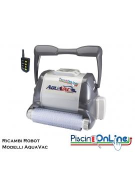 RICAMBI PER ROBOT DA PISCINA AQUAVAC