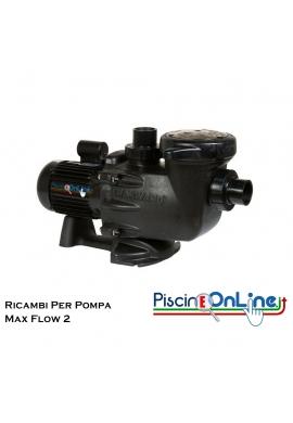 RICAMBI PER POMPA DI FILTRAZIONE MODELLO HAYWARD MAX FLO II