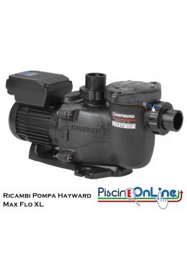 RICAMBI PER POMPA DI FILTRAZIONE MODELLO HAYWARD MAX FLO XL - VSTD - VS