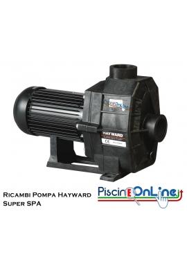 RICAMBI PER POMPA HAYWARD MODELLO SUPER SPA