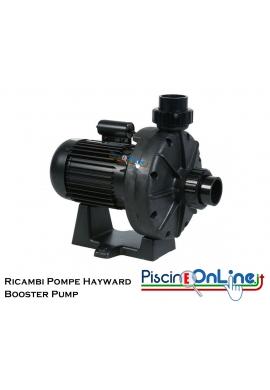 RICAMBI PER POMPA HAYWARD MODELLO BOOSTER PUMP - SP6050