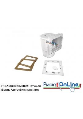 RICAMBI PER SKIMMER HAYWARD A BOCCA LARGA - SERIE AUTO-SKIM ECONOMY SP1090 / SP1094 / SP1096 / SP1097
